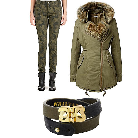Deskbound Buys: How to Wear Military