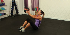 5 Easy Moves With a Medicine Ball