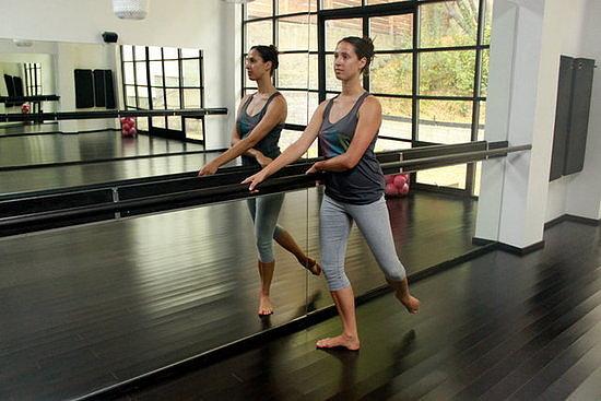 Lower Body: Ballet Butt
