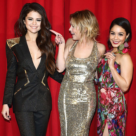 Selena, Vanessa, and Ashley Take Their Spring Breakers Style Global