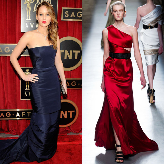The Oscars Gowns We Predict You'll See on the Red Carpet