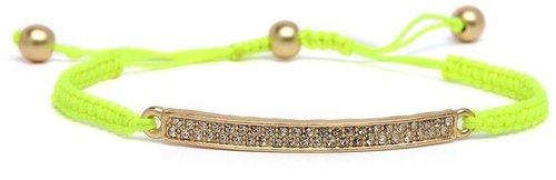 Neon ID Bracelet