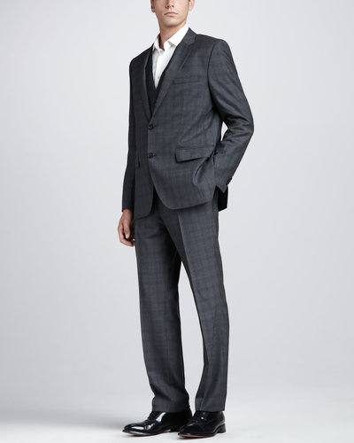 Men's Fall 2012 Trends: Three-Piece Suit