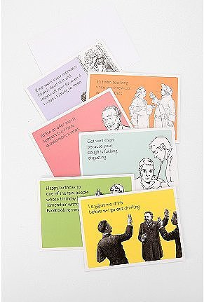 Someecards Card - Set of 6