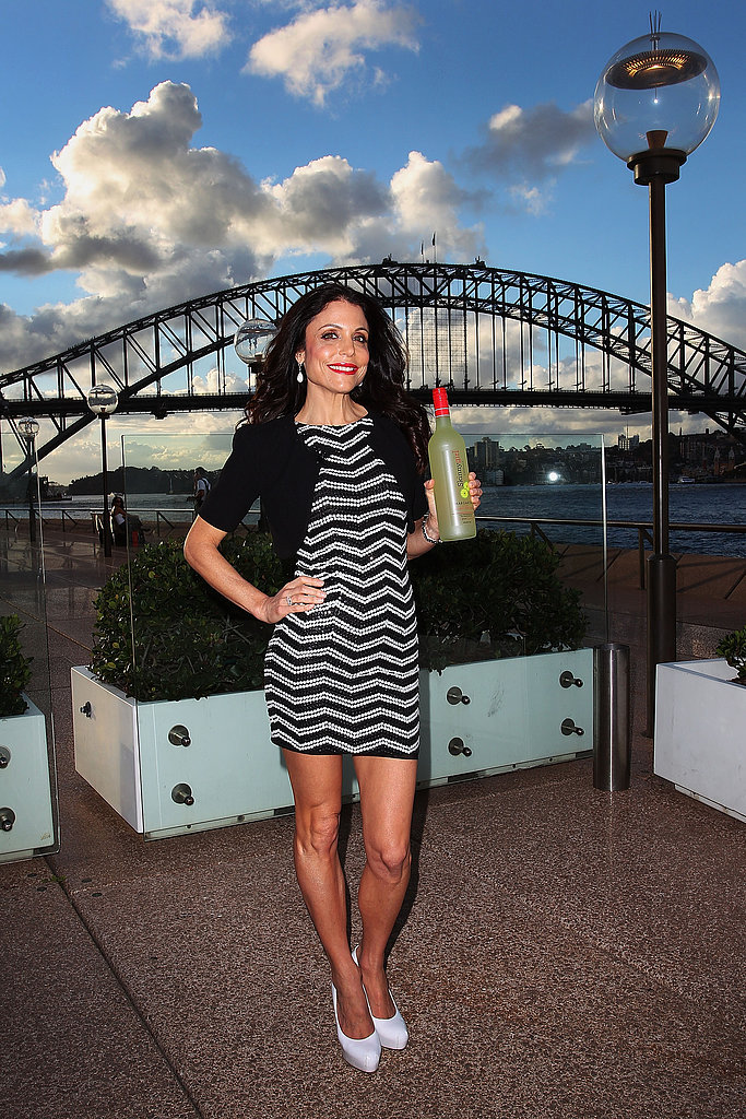 Though she's got a lot of TV on her plate, Bethenny's biggest success to date has been her SkinnyGirl Cocktails range. She trademarked the name, released one low-calorie beverage and slugged away — a few years later, she sold the brand (which by then boasted 12 products) for an estimated $100 million. Not bad, huh?