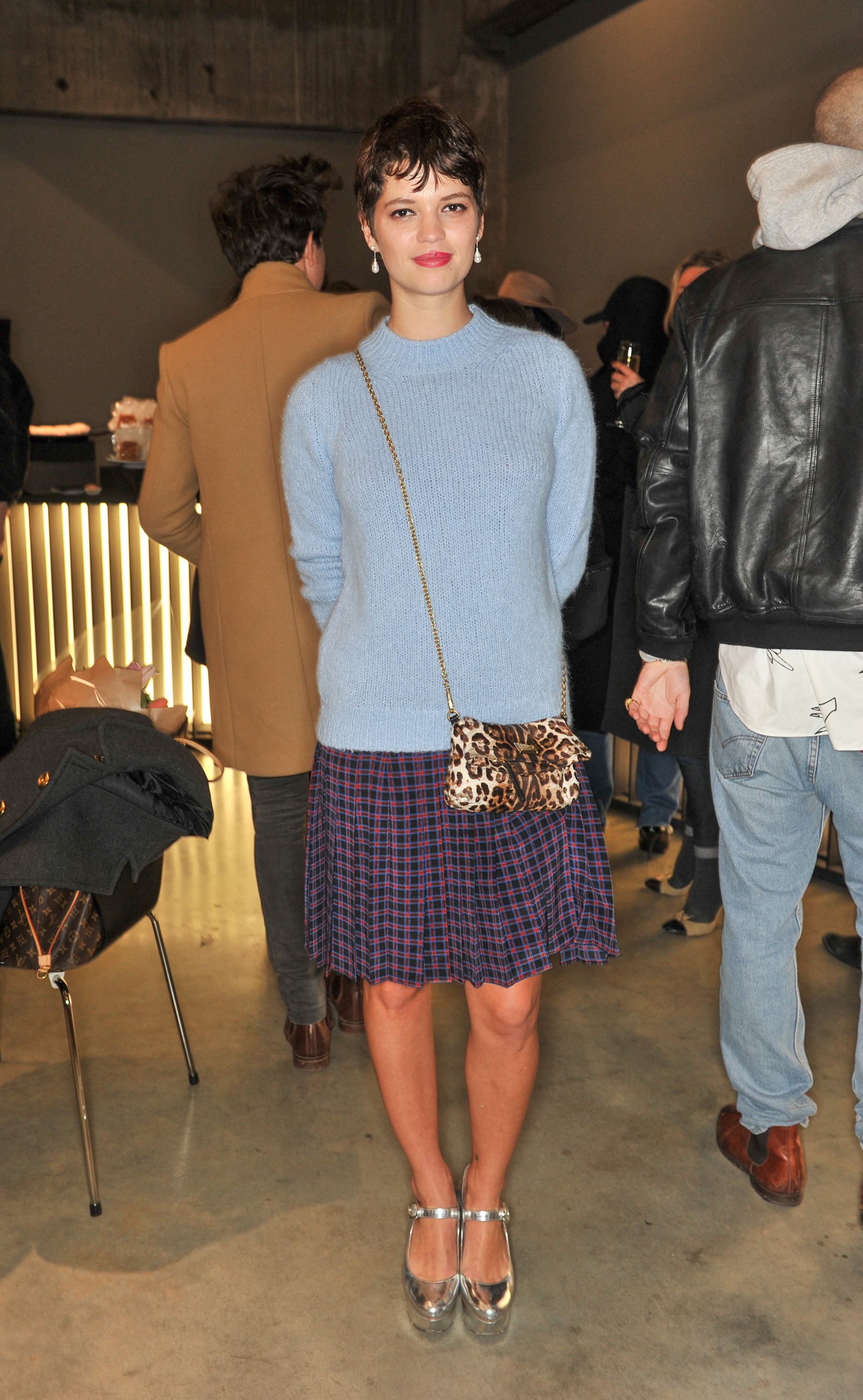 Pixie Geldof at the Fas