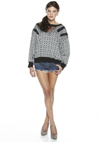 BOTB Zipped Out Sweater