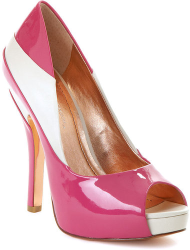 BCBGeneration Shoes, Liberty Peep Toe Pump