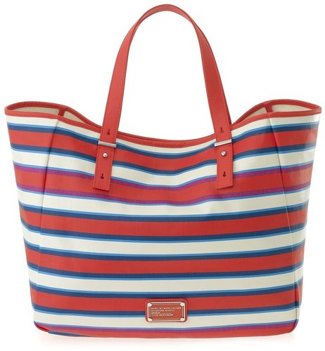 Jacobsen Stripe Beach Tote