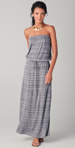 Soft Joie Christabel Strapless Maxi Dress