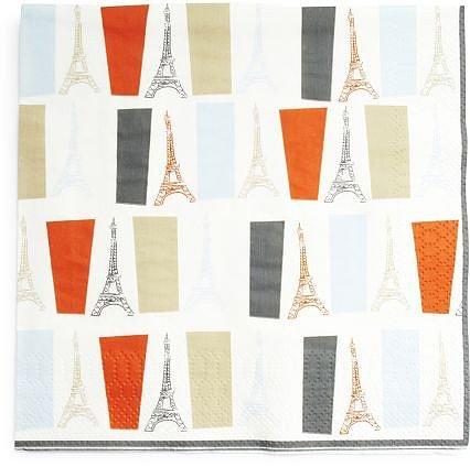 Meri Meri Oh Paris Paper Luncheon Napkins