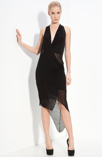 Helmut Lang Film Drape Dress