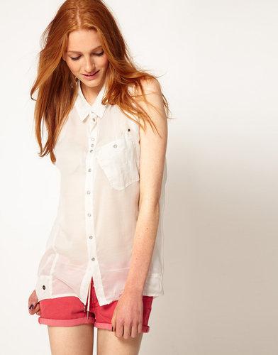 G-Star Sleeveless Shirt