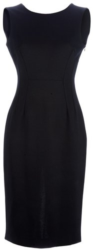 Jil Sander Mid Length Dress