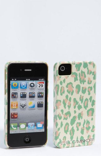 Rebecca Minkoff Animal Print iPhone 4  & 4S Case