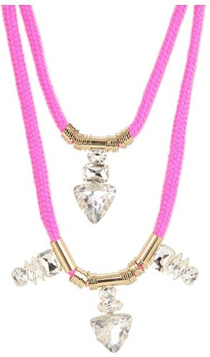 Noir Jewelry - Neon Jaipur Necklace
