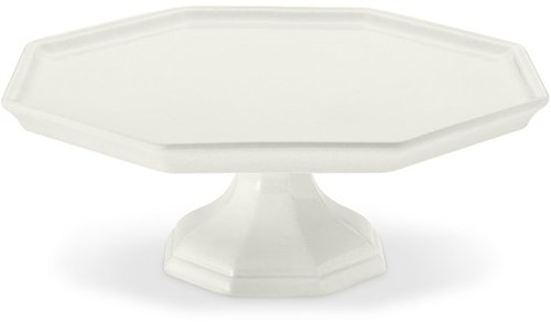 Antique White Cake Stand