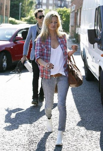 Hannah Slim Cropped Jean - as seen on Kate Moss - by Siwy