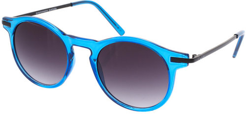 Quay Eyewear Rounded Sunglasses