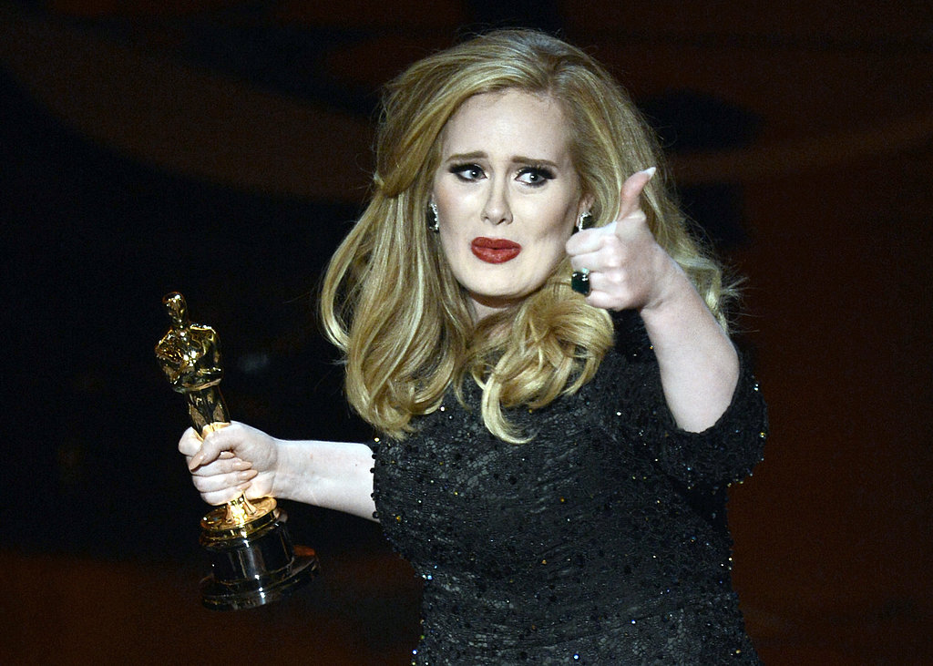 Adele Wins Best Song