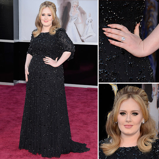 Adele Oscars 2013 | 2013 Pictures