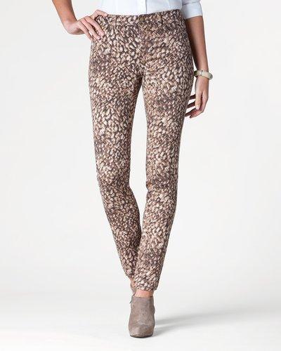 Wild side slim-leg jeans