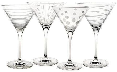 Cheers Martini - Set of 4
