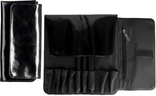 Japonesque 9-Pocket Long Handle Brush Case