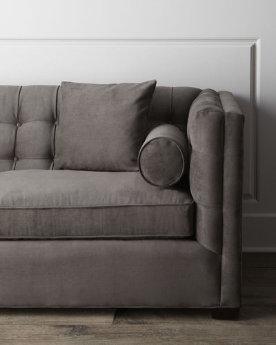 """Dusk"" Tufted Sofa"