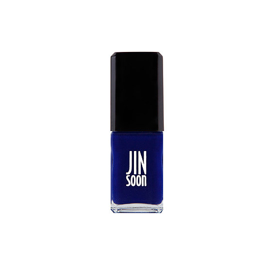 I change up my polish pretty frequently, so it takes a lot to make me commit to a color. The new JINsoon Polish in Blue Iris ($18) is a vibrant shade of cobalt inspired by nail artist Jin Soon Choi's visit to the Monet's Garden exhibition at the New York Botanical Gardens. The rich shade is pure luxury, and it's the perfect way to transition your nails into Spring.  — KD