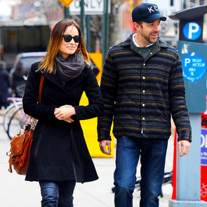 Olivia Wilde and Jason Sudeikis Walking in NYC | Pictures