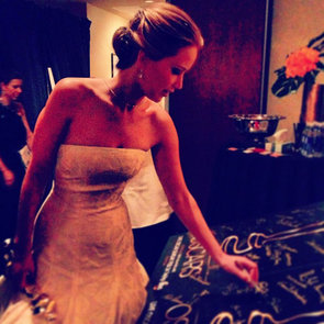 Celebrity Instagram Pictures From Awards Shows 2013