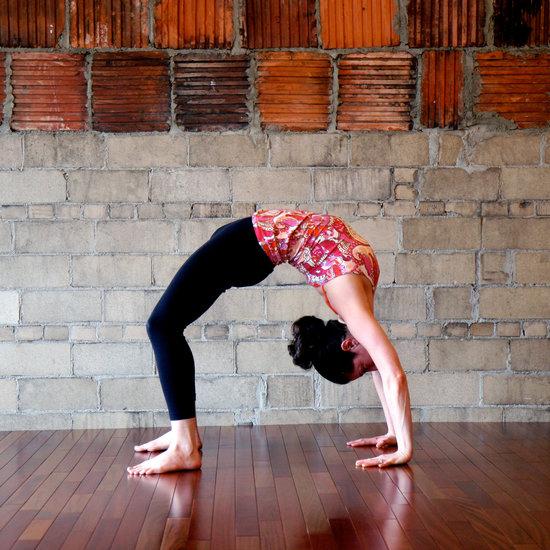 Backbend Yoga Push-Up