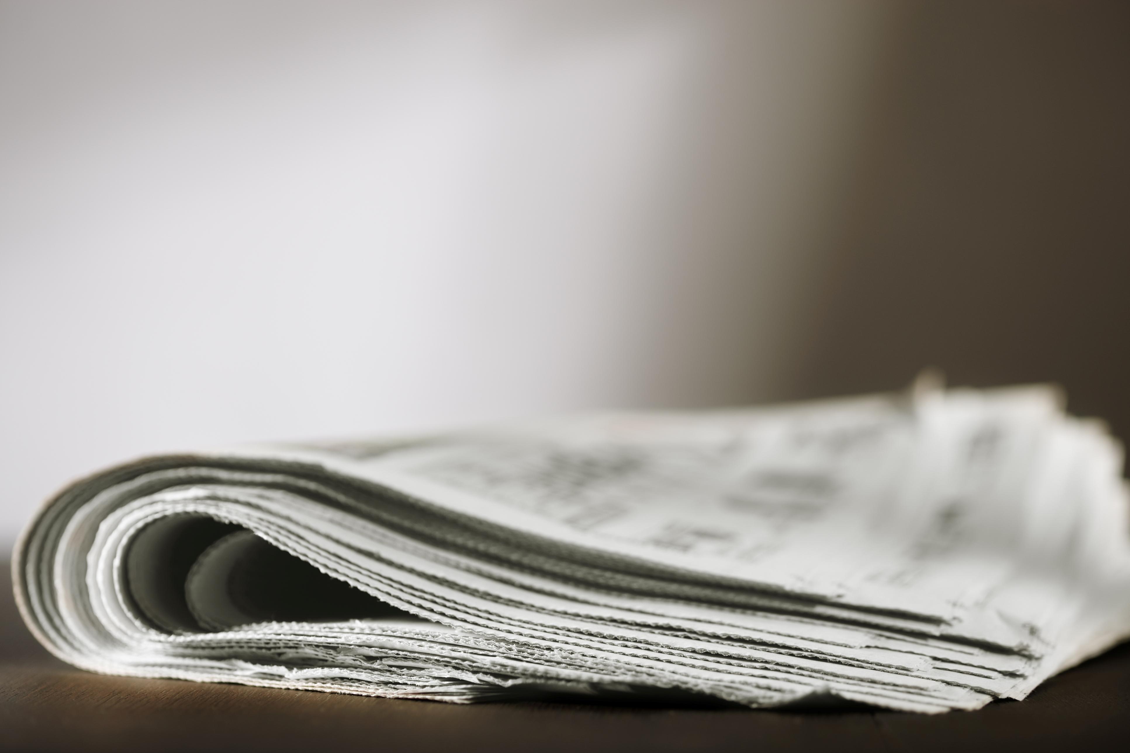 Birthday Newspapers