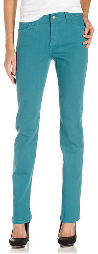 Teal Jeans