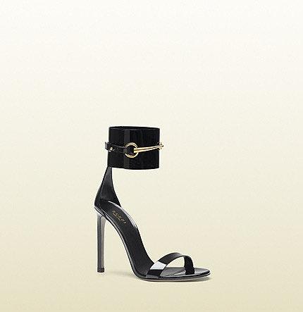 Ursula Ankle-Strap High Heel Sandal