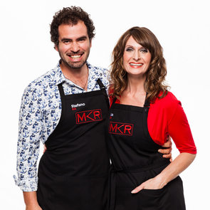 My Kitchen Rules 2013: Lisa and Stefano Interview