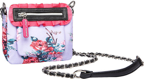 Floral Explosion Crossbody