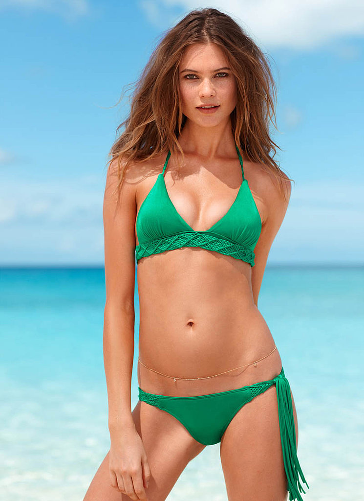The second issue of the Victoria's Secret Swim 2013 catalogue.