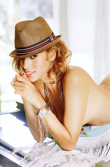 Eva Mendes's Sexiest Fashion Spreads