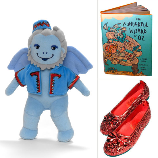 Follow the Yellow Brick Road: 7 Oz-Inspired Picks For Kids