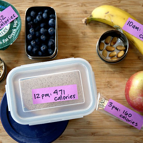Make Food Labels With Calorie Counts