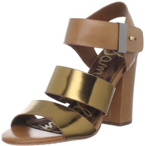 Sam Edelman Women's Yelena Ankle-Strap Sandal