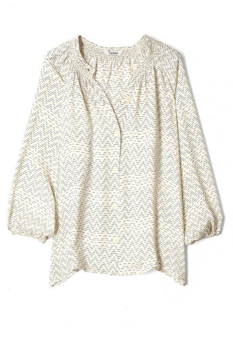 Tucker Petit A Mer The Classic Blouse