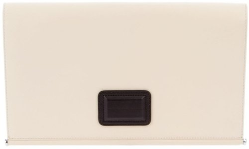 Marc By Marc Jacobs large evening clutch bag