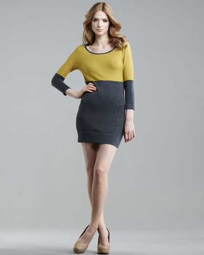 Rag & Bone Burnley Colorblock Dress