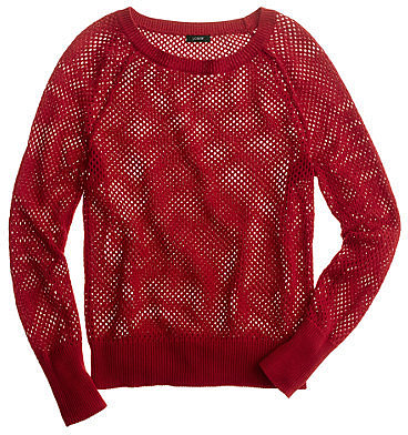 Mesh Sweaters
