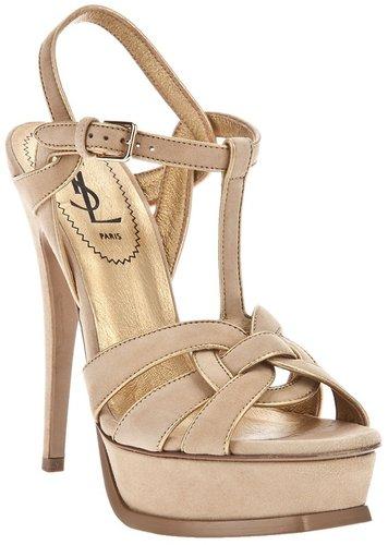 Yves Saint Laurent 'Tribute' sandal