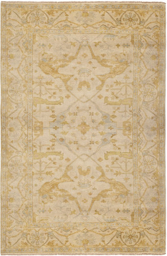 """Meadow"" Oushak Rug"