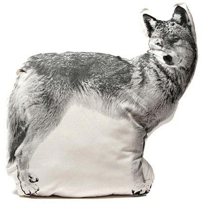 Areaware - Wolf Large Cushion